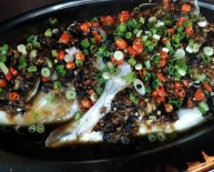 Steamed fish Recipes Chinese