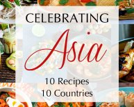 Traditional Asian food Recipes