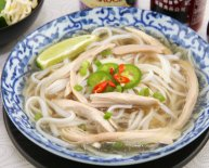 Traditional Chinese Chicken Noodle soup recipe