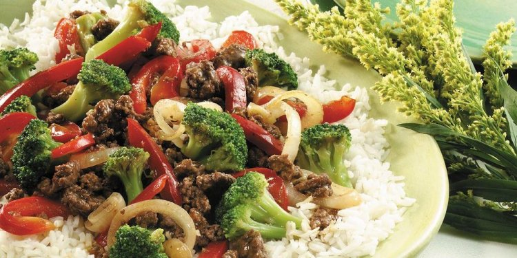 Beef Stir Fry with vegetables recipe Chinese