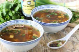 Whether you are celebrating Chinese New Year, or simply making an every day meal, this Slow Cooker Hot and Sour Soup is an easy and delicious dinner.