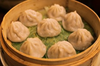 Xiaolongbao from Chou's Kitchen.